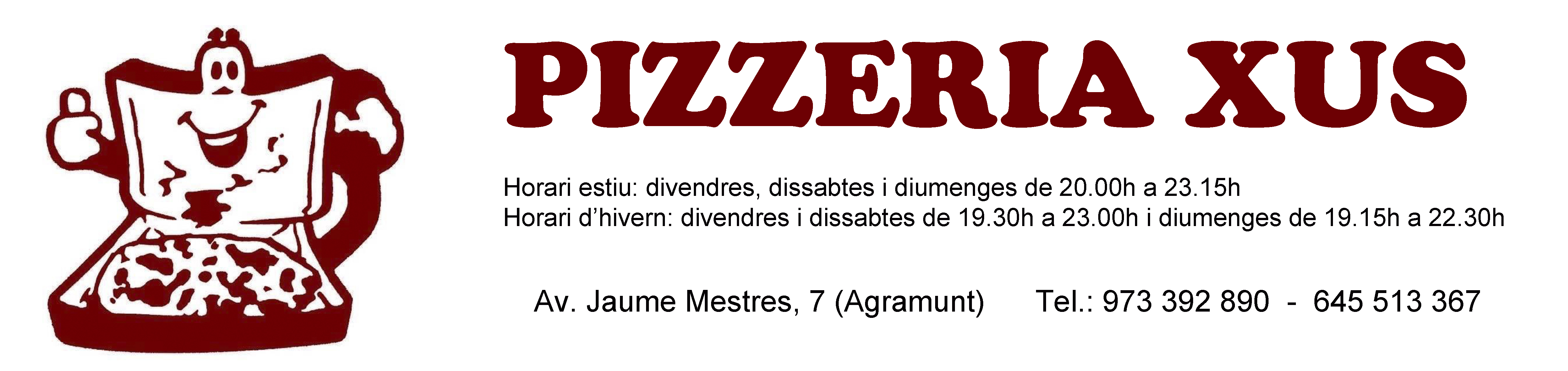 Pizzeria Xus